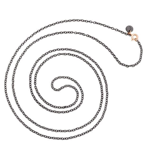 Dodo | Collana Titanio 80 Cm