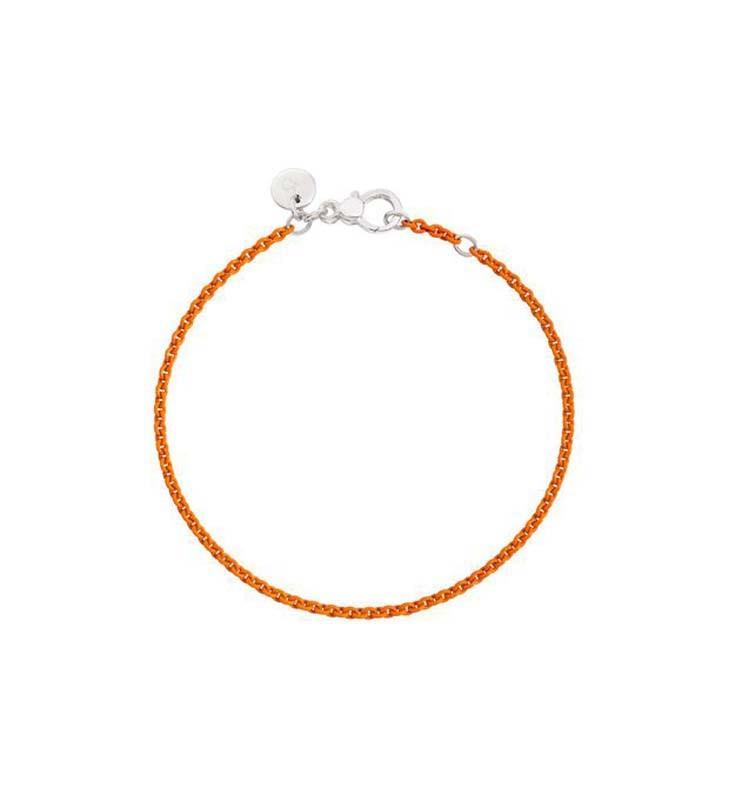 Dodo | Bracciale Laccato Arancio
