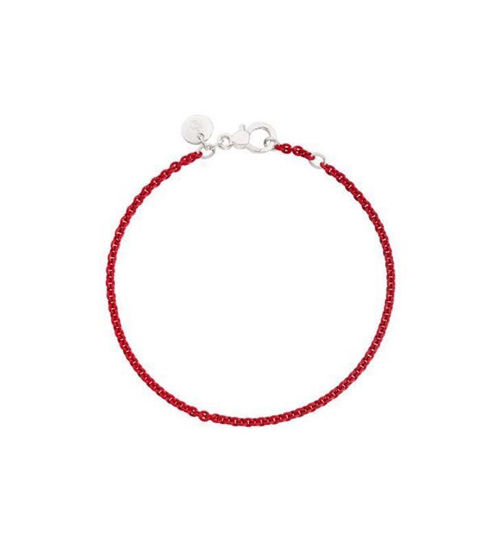 Dodo | Bracciale Laccato Rosso