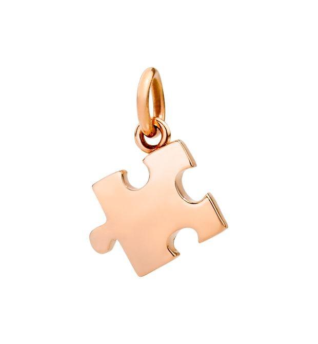 Dodo | Ciondolo Puzzle Versione Destra