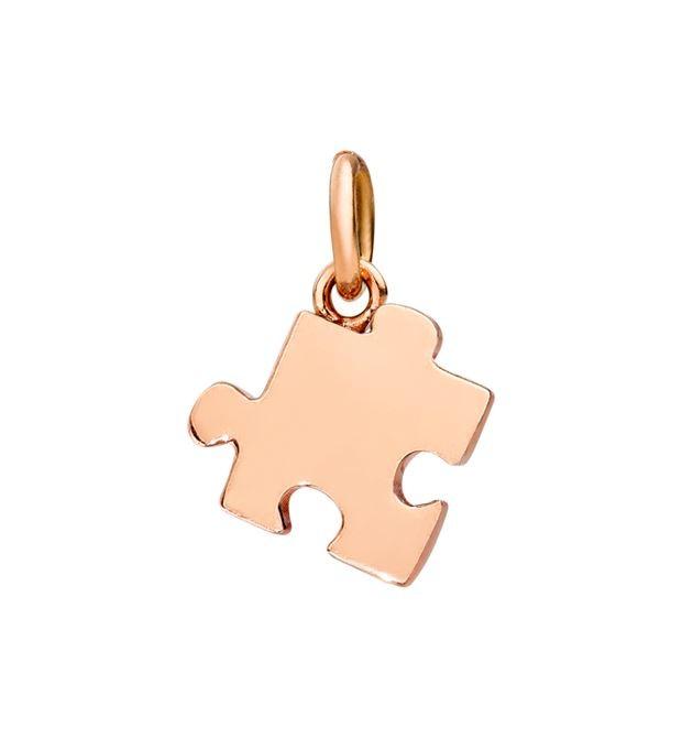 Dodo | Ciondolo Puzzle Versione Sinistra